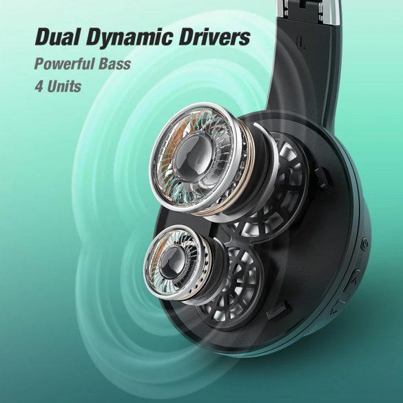 BlitzWolf® AirAux AA-ER3 - Căști cu driver dinamic dinamic - durată lungă de viață a bateriei, amplificare a basului