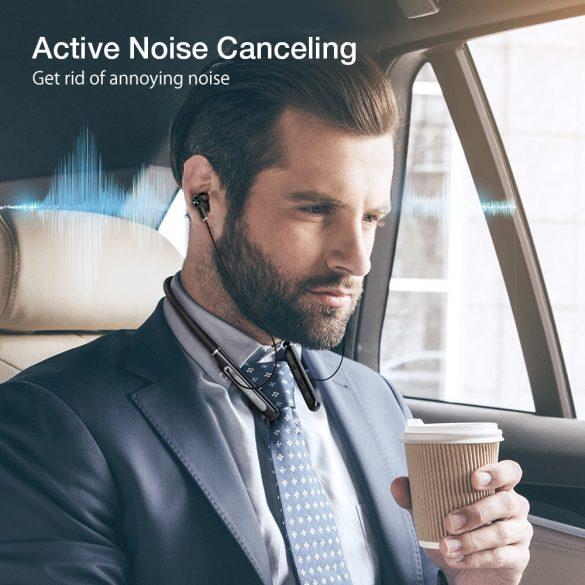 BlitzWolf® BW-ANC2 Căști suspendate pentru gât cu reducere activă a zgomotului, agățare pentru gât, timp lung de lucru, bluetooth V5.0