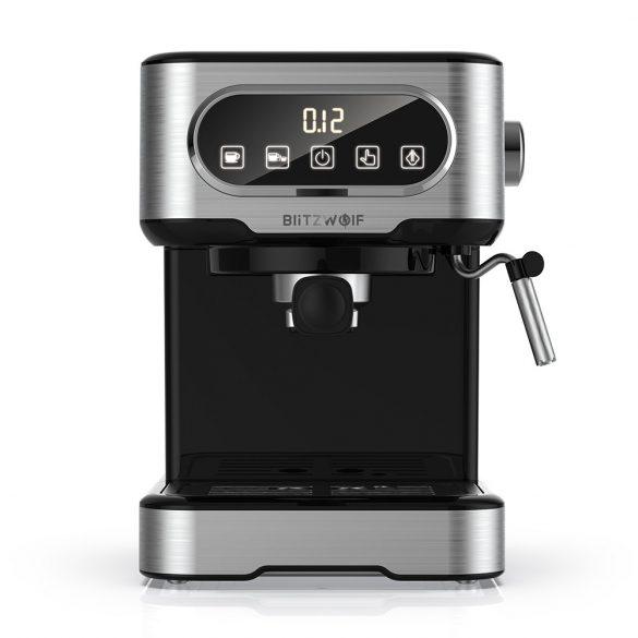 BlitzWolf® BW-CMM2 espressor - 20 bar, 1100W, butoane tactile