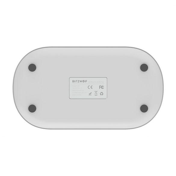 91/5000 Sterilizator UV multifuncțional BlitzWolf® BW-FUN5 cu dezinfectare UV, difuzor de aromaterapie