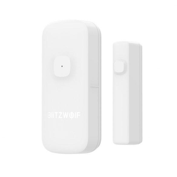 Blitzwolf® BW-IS2 - Senzor de usa/fereastra WiFi Tellur Smart - cu baterie, ZigBee control