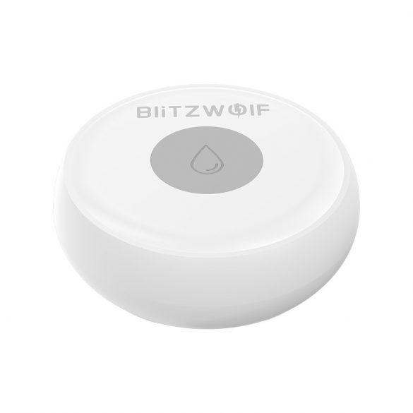 BlitzWolf® BW-IS5 - Senzor de scurgere a apei ZigBee
