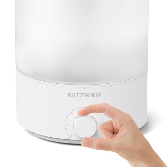 BlitzWolf®BW-SH2 - Difuzor Aroma - Smart Control APP, lumină colorată, control vocal
