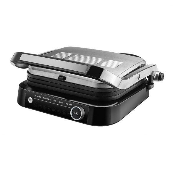 BlitzWolf® BW-SM1 SMART grătar de masă - 7 funcții de grill / grill, rezultate excelente la grătar