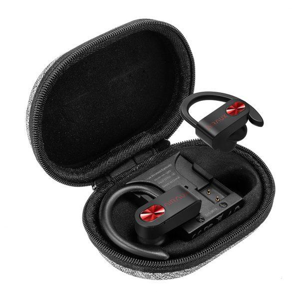 BlitzWolf® AIRAUX AA-UM2 True Wireless Bluetooth 5.0 Căști stereo Hi-Fi stereo cu carcasă de încărcare