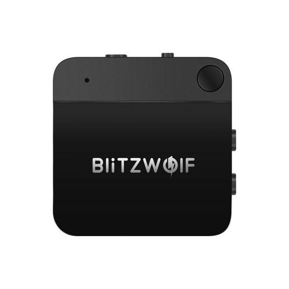 BlitzWolf® BW-BR2 Bluetooth V4.1 Transmițător receptor muzical 3.5mm Adaptor AUX 2 în 1
