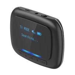 BlitzWolf® BW-BR6 bluetooth V5.0 (aptX Low Latencyfor Bluetooth®) Transmițător HD pentru receptoare de muzică Adaptor audio 2 în 1