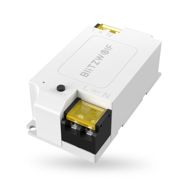 BlitzWolf® BW-SS1 Controller inteligent WiFi 15A / 3300W