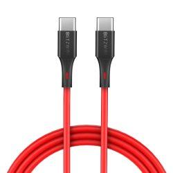 BlitzWolf® BW-TC17 3A Cablu de încărcare împletit USB tip-C to USB tip-C
