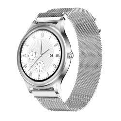 BlitzWolf BW-AH1 silver - ceas inteligent pentru femei cu ecran tactil - argintie