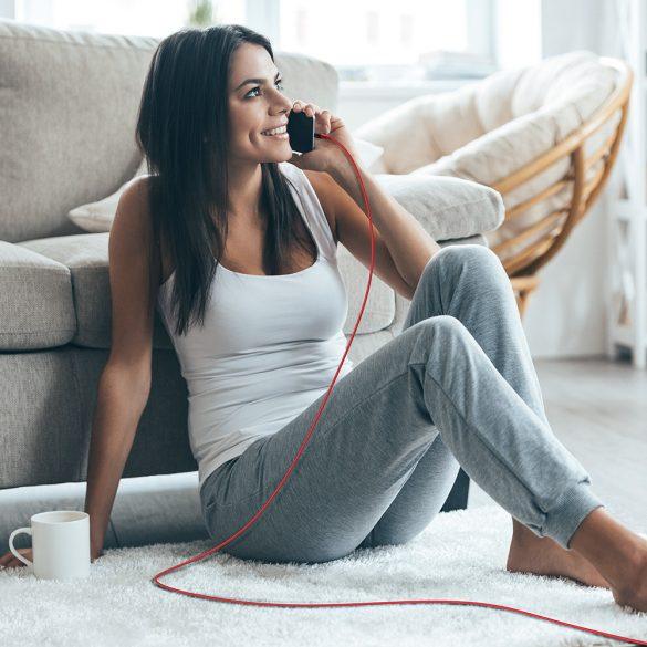 Cablu Apple Lightning de 180 cm pentru toate dispozitivele Apple și iPhone - BlitzWolf® BW-MF10 Pro