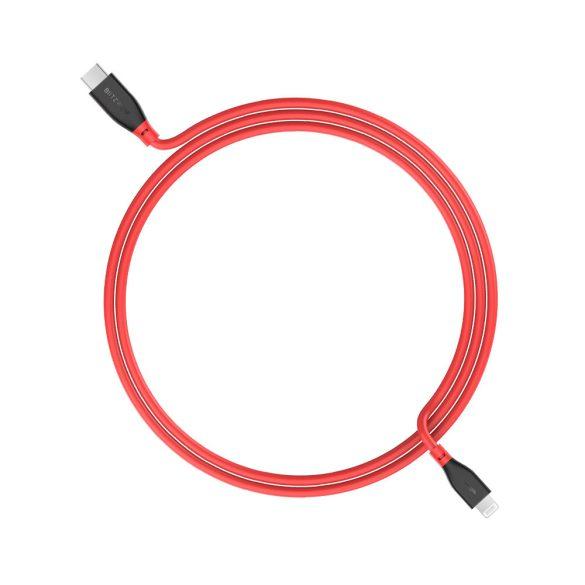 BlitzWolf® BW-CL2 PD 3.0 Tip-C la Lightning 3A Cablu de date de încărcare rapidă cu MFi certificat 3ft / 0.91m pentru iPhone iPad