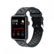 """Smartwatch BlitzWolf®BW-HL1 Pro cu 1.54 """"Touch Full, meniuri duale, standby de 20 de zile, impermeabil IP68, monitor de sănătate și urmărire sportivă"""