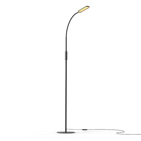 Lampa de proiectare minimă - BlitzWolf® BW-LT28 - 600LM, temperatură și luminozitate de culoare variabilă, telecomandă