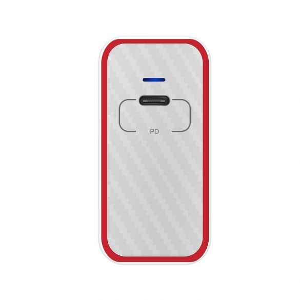 BlitzWolf® BW-PL4 45W PD tip C încărcător USB adaptor UE cu Power3S Tech - alb