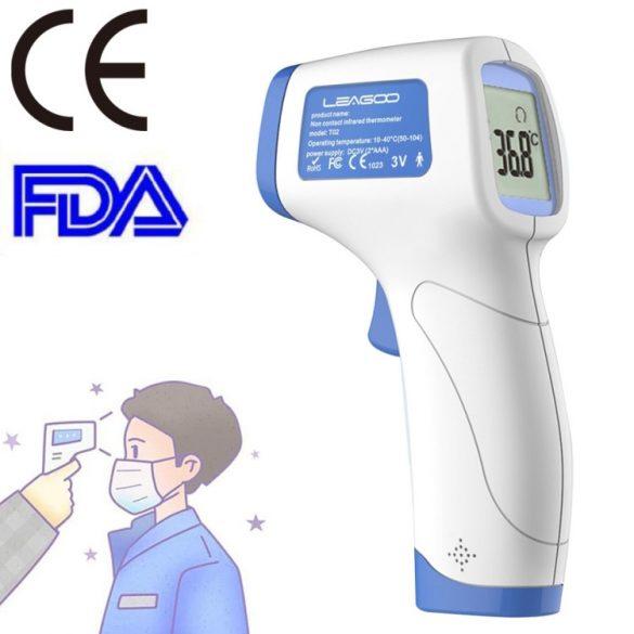 Leagoo T02 Termometru cu infrarosu Hetaida, fara contact