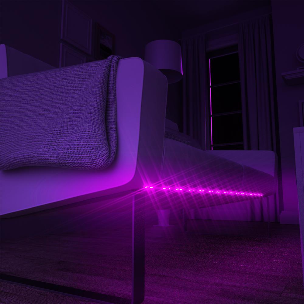 Okos LEDcsík vilégítás