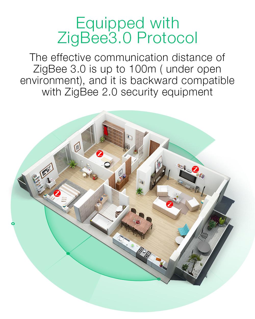 Blitzwolf® BW-IS1 - ZigBee Gateway