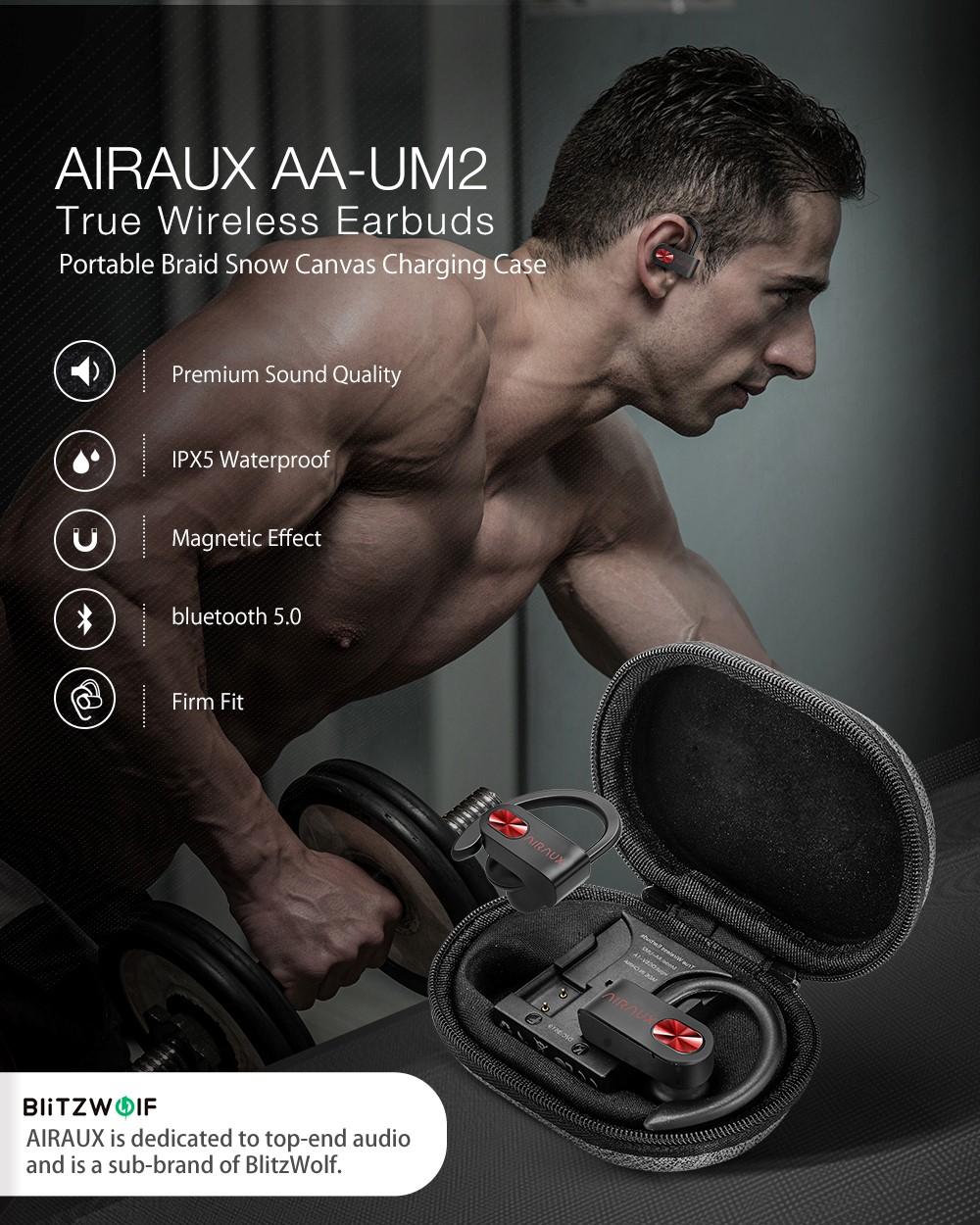 BlitzWolf® AIRAUX AA-UM2